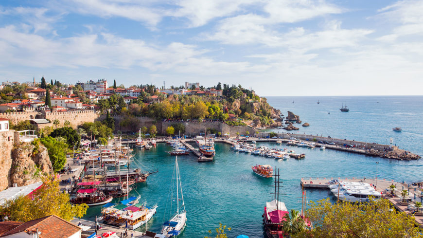 Antalya Holiday Resorts